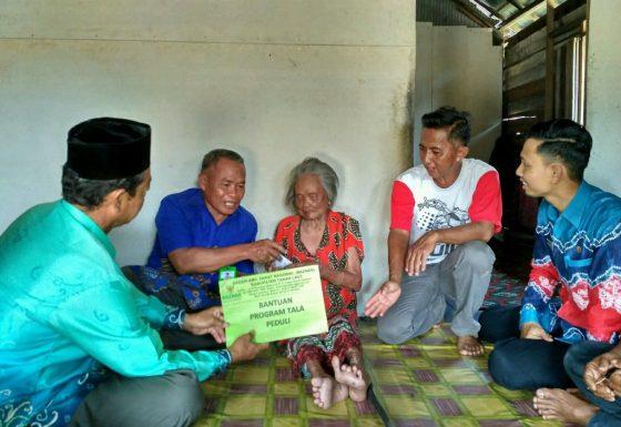 Bantuan Biaya Hidup Bagi Dhuafa